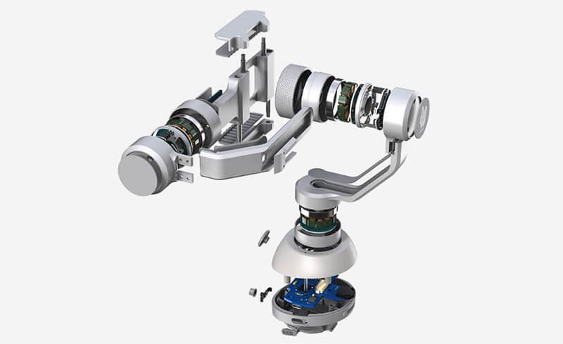 Feiyu飛宇 Vimbal C 三軸手機穩定器|精密無刷電機,質量更輕,能量更強