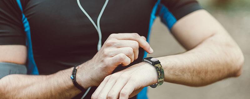 i-gotU Q68HR 心率無線智慧手環|多種運動模式選擇及手機GPS連線