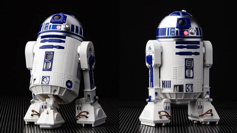 Sphero 星際大戰R2-D2智能遙控機器人|全世界第一個可透過APP自由控制輔助腳放出與收回的R2-D2遙控機器人|先創國際