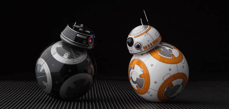 Sphero 星際大戰BB-9E智能遙控機器人|機器人互動|先創國際