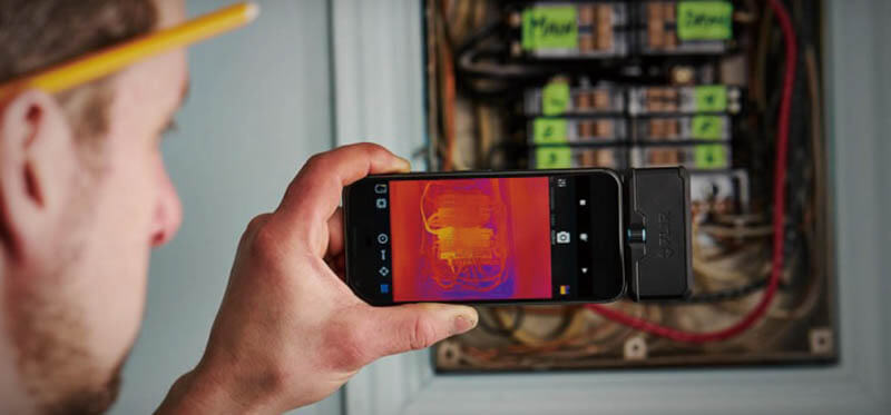FLIR ONE PRO紅外線熱感應鏡頭