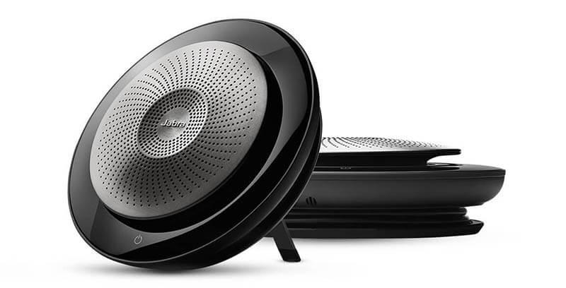 Jabra Speak 710 無線串接式喇叭揚聲器|高性能全向性麥克風|先創國際