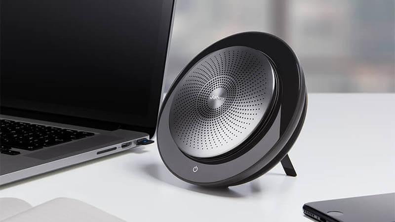 Jabra Speak 710 無線串接式喇叭揚聲器|直觀的即插即用連接|先創國際