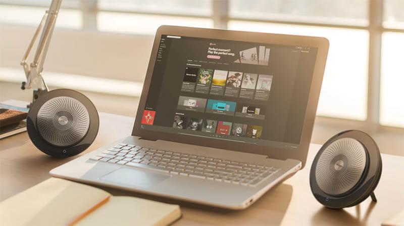 Jabra Speak 710 無線串接式喇叭揚聲器|身歷其境的電話和音樂效果|先創國際