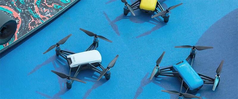 Ryze 特洛Tello 迷你無人機-暢飛套裝|先創國際