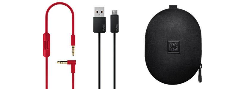 Beats Studio3 Wireless 頭戴式耳機-Decade Collection 桀驁黑紅色