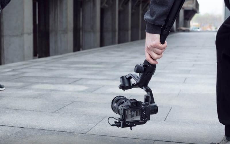 "DJI ""如影S"" Ronin S 專業手持雲台-適用數位單眼相機|穩定系統|先創國際"