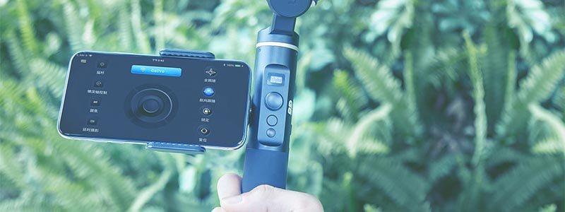 Feiyu飛宇 G6 三軸手持運動相機穩定器(不含運動相機)   先創國際