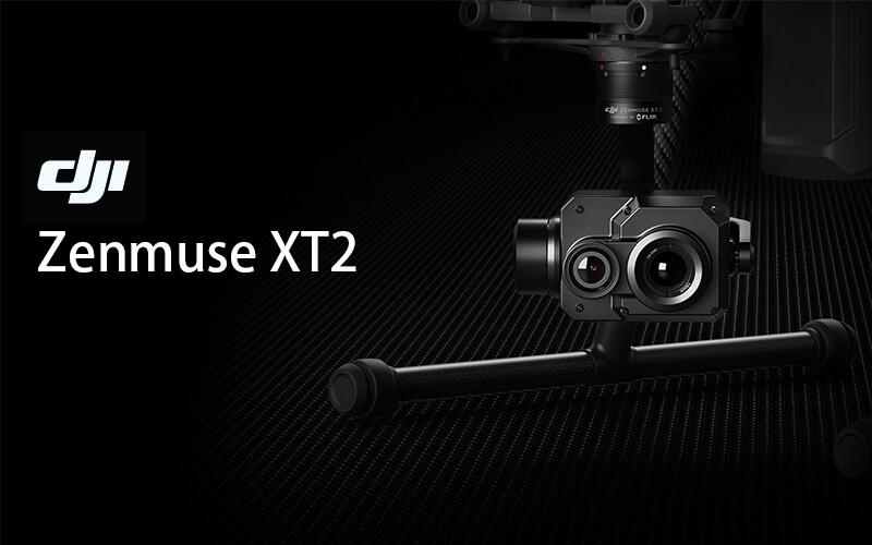 DJI 禪思 Zenmuse XT2 熱感應鏡頭 先創國際