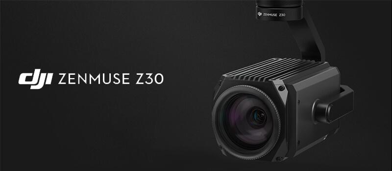 DJI 禪思 Zenmuse Z30 航拍雲台相機-30倍光學變焦|先創國際