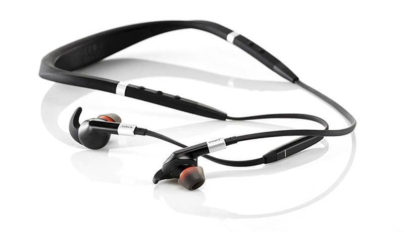Jabra Evolve75e 入耳式無線藍牙耳機|先創國際