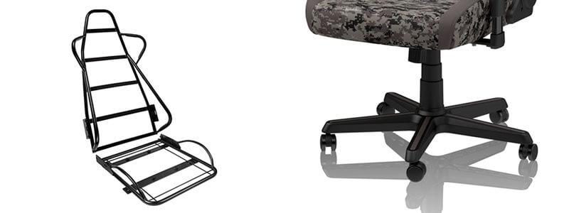 Nitro Concepts S300 電競賽車電腦椅|兼具耐用、易用與美觀的設計|先創國際