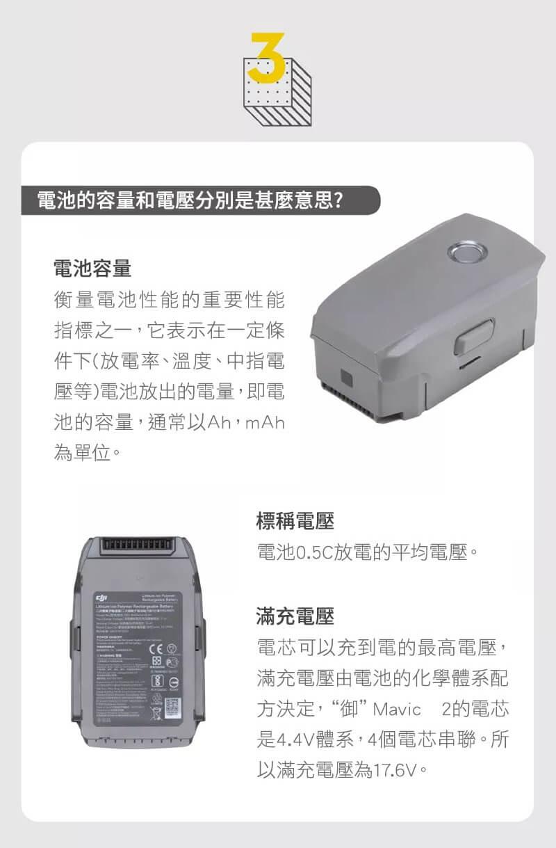 電池的容量和電壓分別是甚麼意思?|先創國際