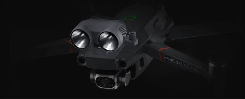 DJI Mavic 2 Enterprise 企業版-雙光鏡頭|先創國際
