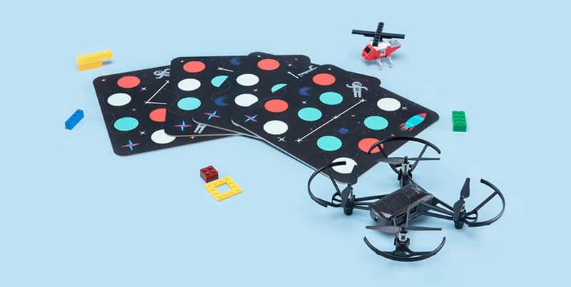 Ryze 特洛Tello EDU 迷你無人機-編程教育版|先創國際