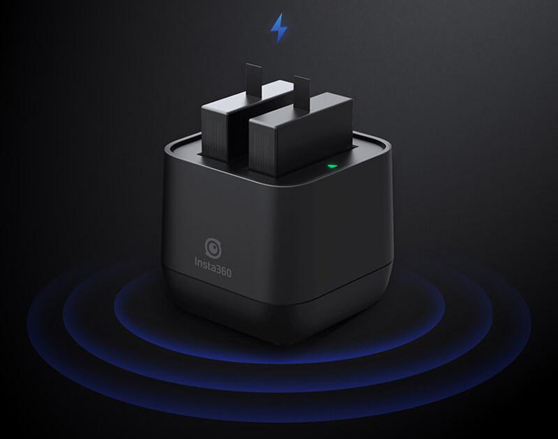 Insta360 OneX 配件-電池充電座 | 先創國際