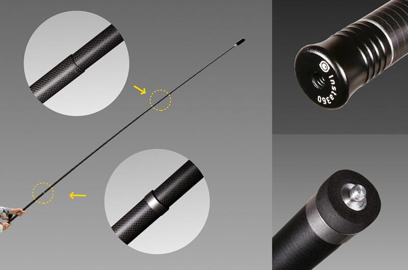 Insta360 配件-超長自拍桿 | 先創國際