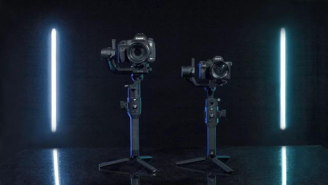 微單相機用戶該選如影S,還是如影SC ? - 先創國際股份有限公司
