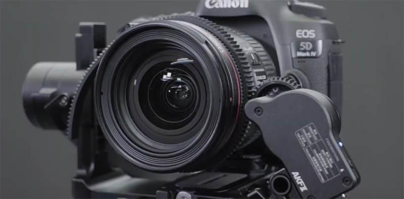 Feiyu飛宇 AK4500單眼相機三軸穩定器-承重4.6kg 電影級玩法 先創國際
