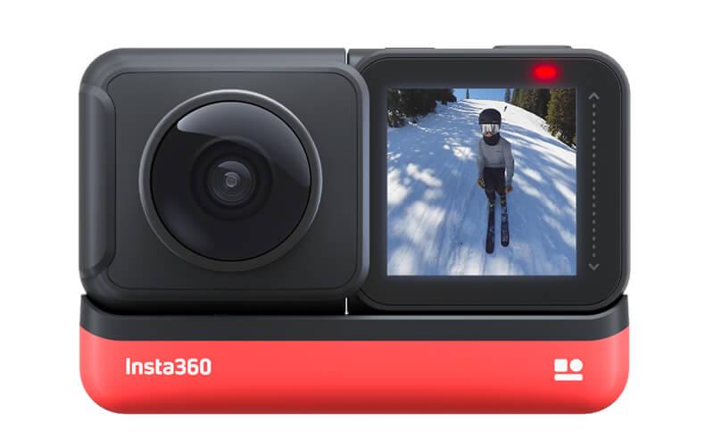 Insta360 ONE R 可換鏡頭運動相機 先創國際